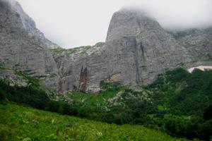 Башня Фишта, Водопадный