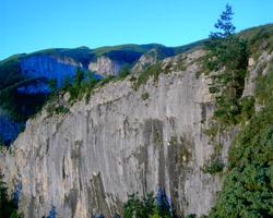 Скалы  на Княжеской поляне